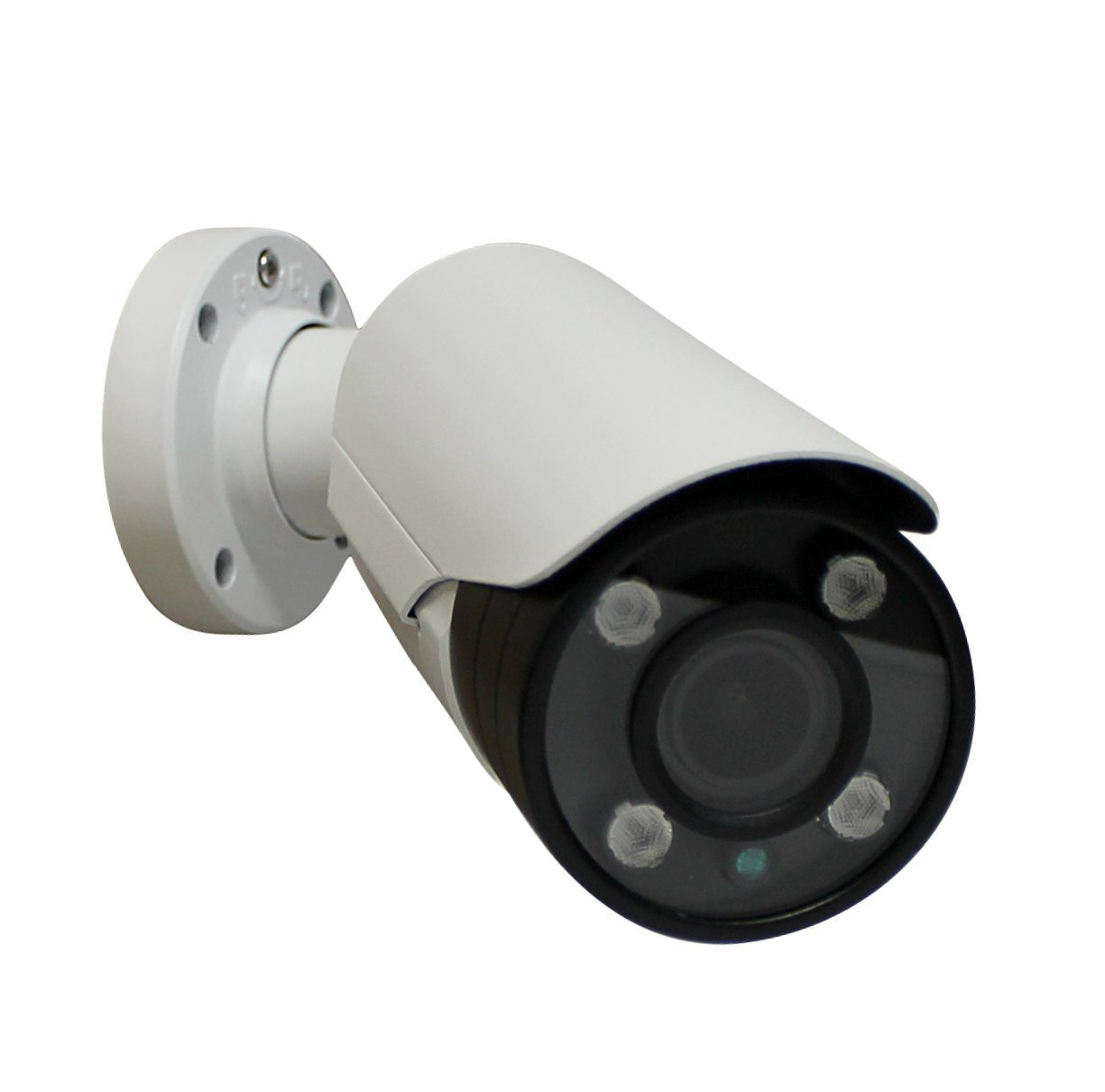 White HD TVI / CVI / AHD / 1080P 2.812mm Bullet Camera: 4 in 1 [並行輸入品] B01KBR8IG4