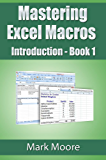 Mastering Excel Macros: Introduction (Book 1) (English Edition)