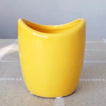 Better Way Keramik Schüssel Blumen Topf Moderne Minimalist Keramik  Sukkulente Übertopf Container Deko Vase Mittelpunkt