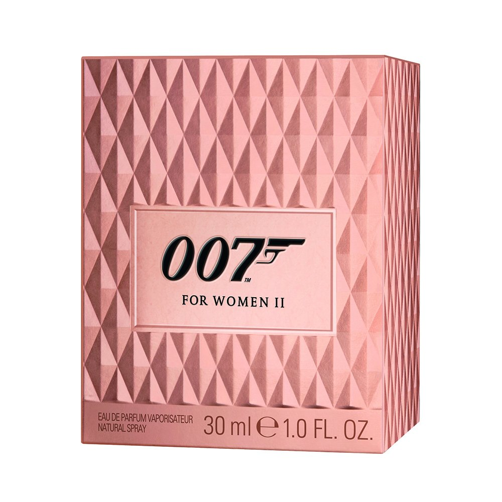 James Bond 007 Women II Eau de Parfum Natural Spray, 1 x 30 ml by James Bond
