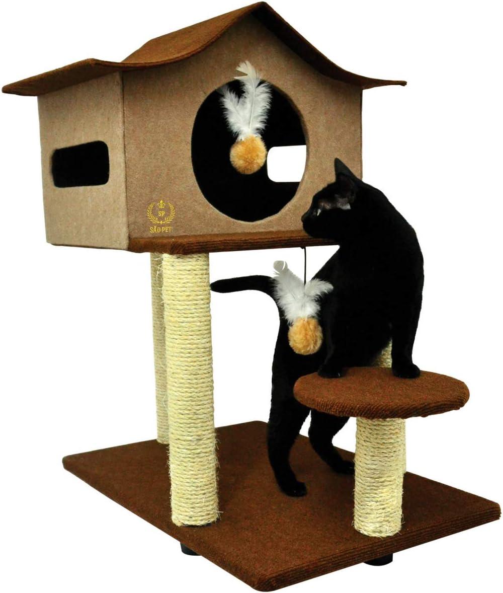 Arranhador de Casa Cuco
