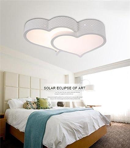 Moderno Risparmio Energetico Luce Di Soffitto Led Camera Da