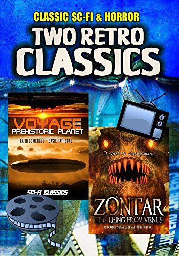 Two Retro Sci-Fi Classics: Voyage to the Prehistoric Planet and Zontar