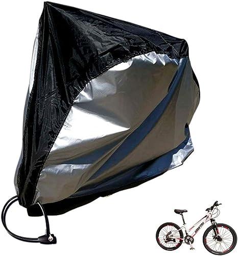 NANANA Funda para Bicicletas 210t Impermeable, Funda de Bici ...