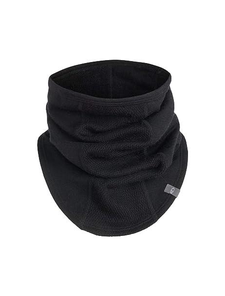 9fc9458cf5e Icebreaker Merino 260 Zone Chute Balaclavas Headwear, One Size, Black
