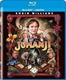 DVD : Jumanji (Remastered Blu-ray + Digital)
