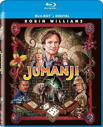 Jumanji [Edizione: Stati Uniti] [Italia] [Blu-ray]