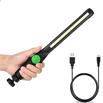 Amazon.com: Cywulin - Linterna de trabajo LED COB ...