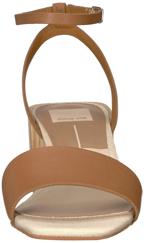 e325c680be63 Dolce Vita Women s Zarita Heeled Sandal  Amazon.co.uk  Shoes   Bags