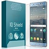 Galaxy Note 7 Screen Protector, IQ Shield Matte Full Coverage Anti-Glare Screen Protector for Samsung Galaxy Note 7 Bubble-Free Film - with Lifetime Warranty