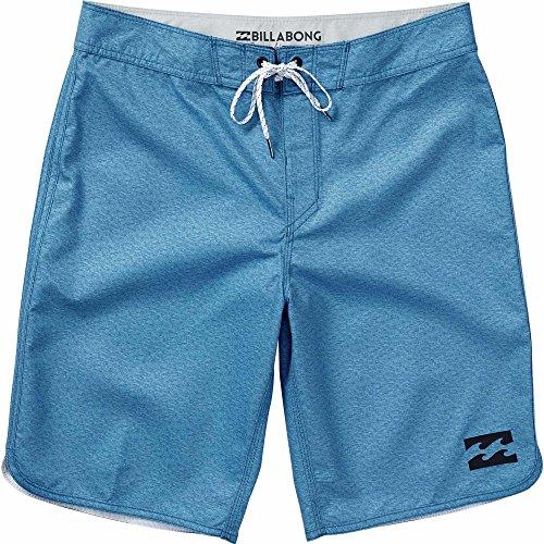 Billabong Men's 73 Og Boardshort, Royal Blue, 32 Billabong Flap Pocket Boardshorts