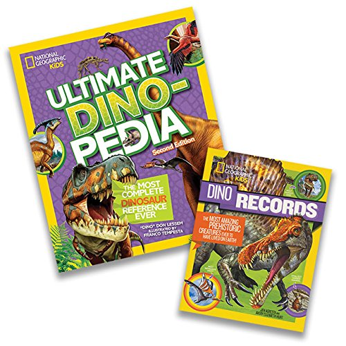 National Geographic Kids Ultimate Dinosaur Facts Bundle by National Geographic Books