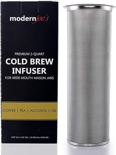 Premium Infuser Cold Coffee Maker