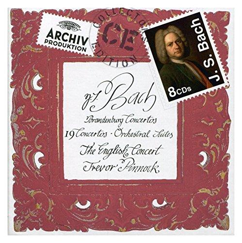 Bach: Brandenburg Concertos, Orchestral Suites, Concertos - Johann Sebastian Bach Brandenburg Concertos