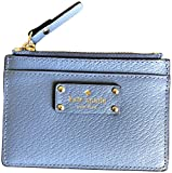 Kate Spade Adi Wallet Coin Purse Business Card Holder Credit card Case Blue