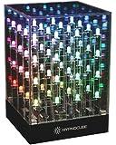 Hypnocube 4 Cube, Animated Light Sculpture
