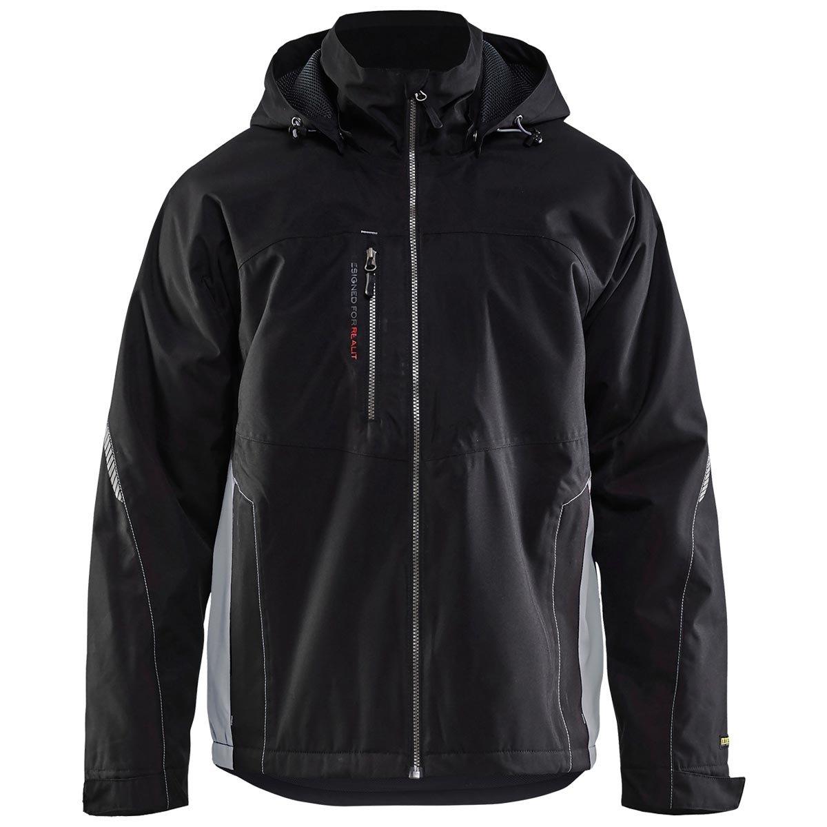 Blaklader Workwear Shell Jacket Black//Grey XXL