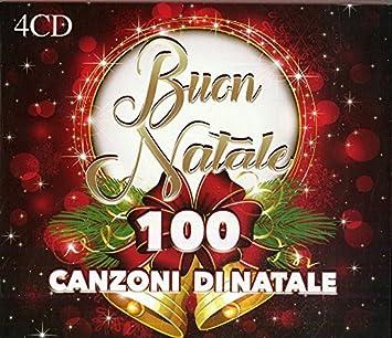 Canzone Di Natale Buon Natale.Buon Natale 100 Canzoni Di Natale Amazon Co Uk Music