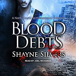 Blood Debts Audiobook
