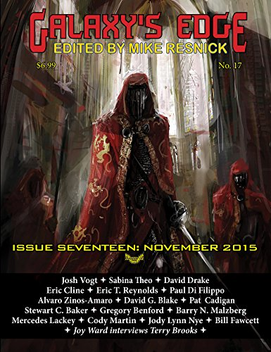 Galaxy's Edge Magazine: Issue 17, November 2015 (Galaxy's Edge)