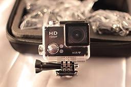 Geekpro Camera Review : Geekpro wifi hd p sports camera black mp medium