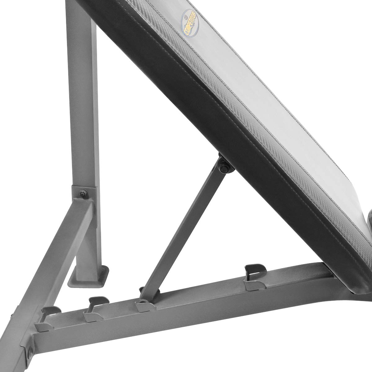 Marcy Unisexs CB 729 Olympic Weight Bench Black One Size