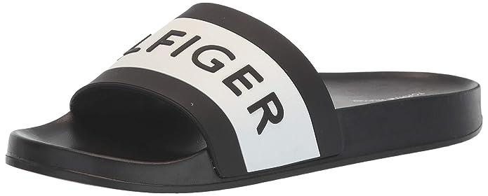TOMMY HILFIGER Women/'s  Slide Sandal Slipper Flip Flop DALAH C Size 8