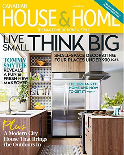 English Magazine Home - House and Home - Canada