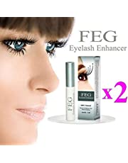 f9eb8790a94 2X FEG Eyelash enhancer!!! 2 pieces of most powerful eyelash growth Serum  100