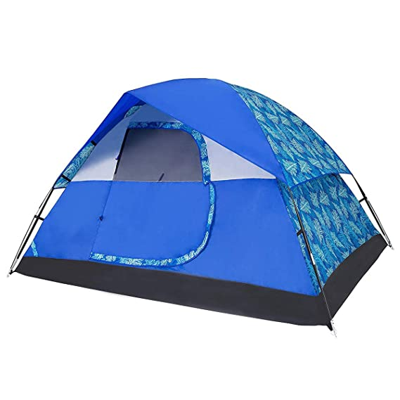 Alvantor Family Camping Tent- Tall Stand Up Tent