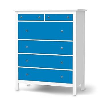 Creatisto Möbeltattoo Für IKEA Hemnes Kommode 6 Schubladen | Möbeltattoo  Klebefolie Sticker Aufkleber Möbel Renovieren |