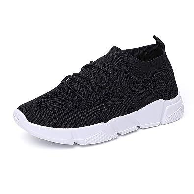 cf53bef8c0cd4 Amazon.com   peggy piggy Women's Fashion Sneakers Breathable Sport ...