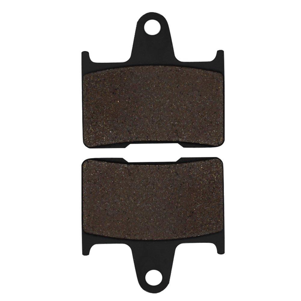 GSF 650 GSF650 Bandit 2005 2006 GSXR 750 GSXR750 2004 2005 Cyleto Rear Brake Pads for GSXR 600 GSXR600 2004 2005
