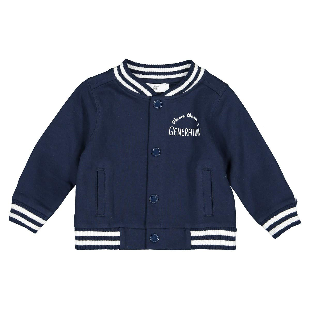 eaf37ab1ec82a La Redoute Collections Boys Bomber Jacket With Back Motif, 3 Months-4  Years: Amazon.com.au: Fashion