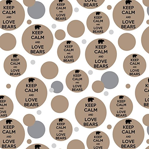 Premium Gift Wrapping Paper Pattern