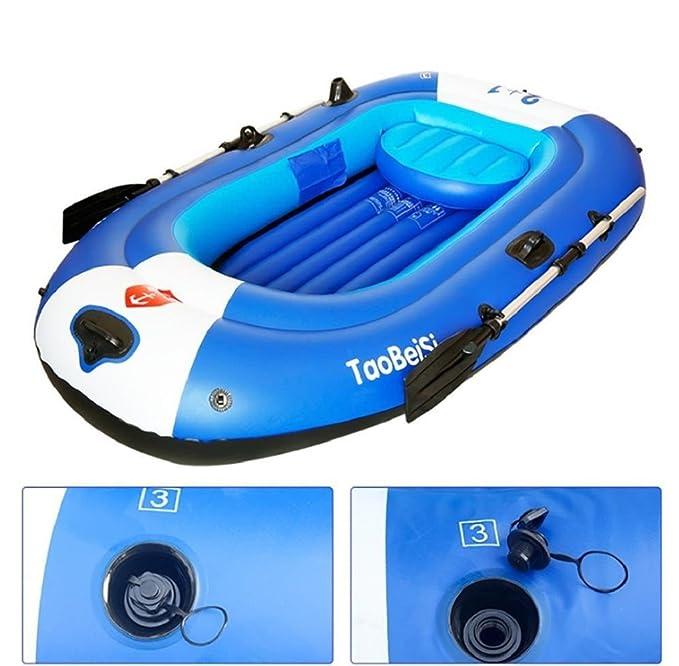 wenrit Kayak hinchable para barco de 4 personas con aceite ...