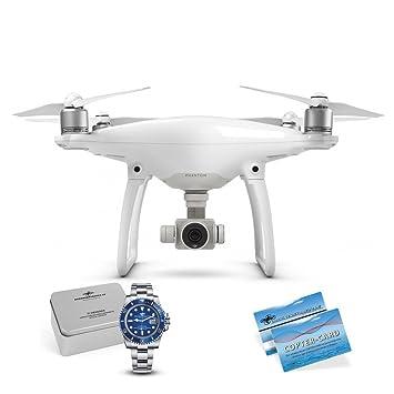 4 Cámara Con Para 4kIncluye Reloj Dji Phantom Dron Basic OTPXZkui