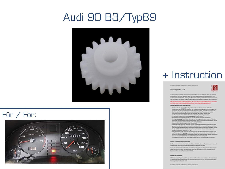 partworks E20 Rueda dentada para tac/ómetro 90//B3//tipo 89//Coupe//S2