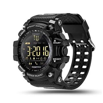 Reloj Inteligente con Monitor de Ritmo cardíaco IP54 ...