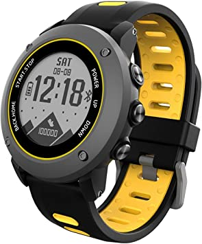 OOLIFENG Reloj Running con GPS, GPS para Ciclismo Velocímetros con ...