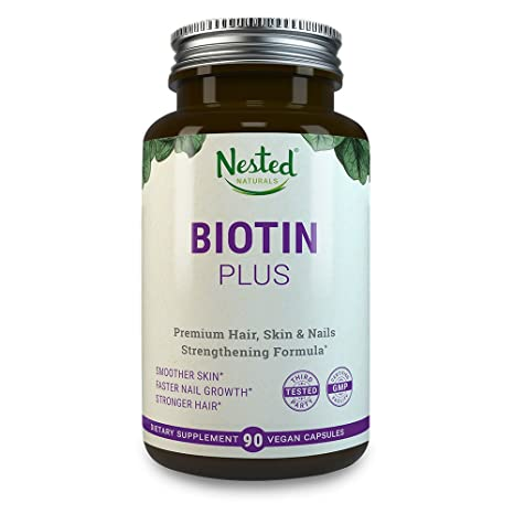 Amazon.com: BIOTIN PLUS 1.10 libras | 90 cápsulas ...