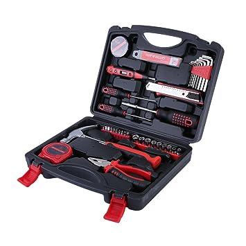 sweepid Herramientas 47tlg Multi maletín Caja de herramientas ...