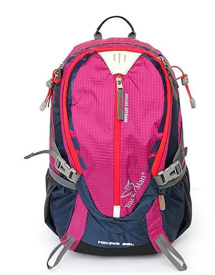 mochilas montaña senderismo alpinismo al aire libre del bolso de los hombres y las mujeres bolsa
