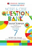 Oswaal NCERT and CBSE Question Bank Class 7 Social Science (For March 2019 Exam)
