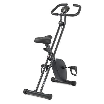 akonza plegable ejercicio x-bicycle casa bicicleta magnética entrenador Fitness estacionaria máquina
