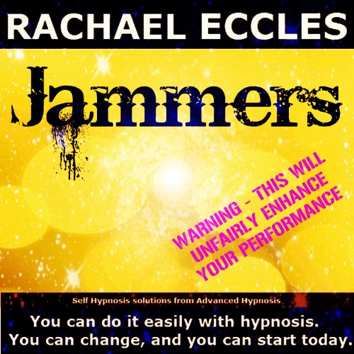 (Jammers: Roller Derby Hypnosis for Confidence & Focus, Hypnotherapy CD)