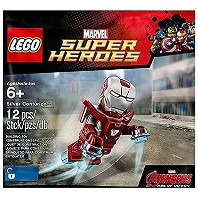 Lego Marvel Super Heroes Silver Centurion 4AKZ4G: Toys & Games