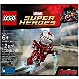 (レゴ) LEGO Exclusive Marvel Super Heroes 5002946 Silver Centurion Polybag - Iron Man Mark 33 Armor 【並行輸入品】