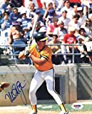 Mark Mcgwire Signed 8x10 Photo Mint Oakland Athletics A's - PSA/DNA Certified Authentic