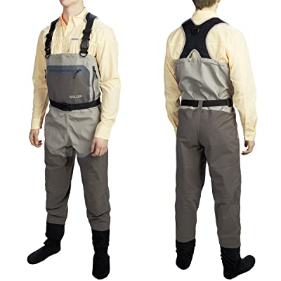 Best Breathable Waders for Fly Fishing and Hunting 04